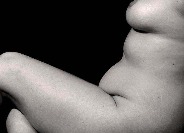 Nude 4 by Robin Austen