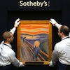 "Munch's ""The Scream"" to fetch £50 million"
