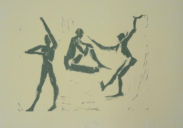 Trinity Dance by Natalia Koren Kropf