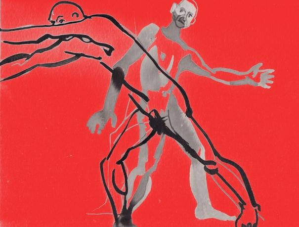 Human Pull 1 by Natalia Koren Kropf