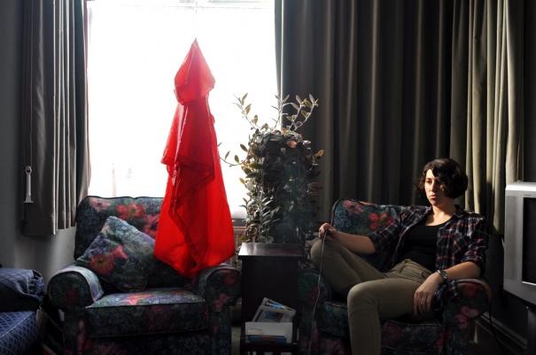 The Self-Hood (curtain) by Georgia Iacovou