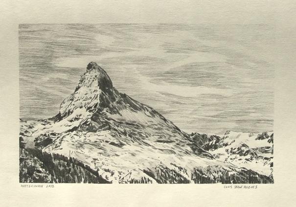 Matterhorn by Chris Shaw Hughes
