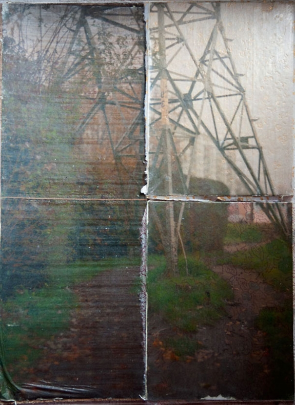 pylon by Tina Rowe