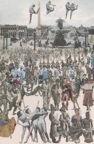 Dancing, Place de la Concorde