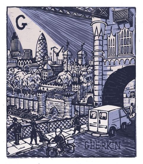 G - Gherkin by Tobias Till