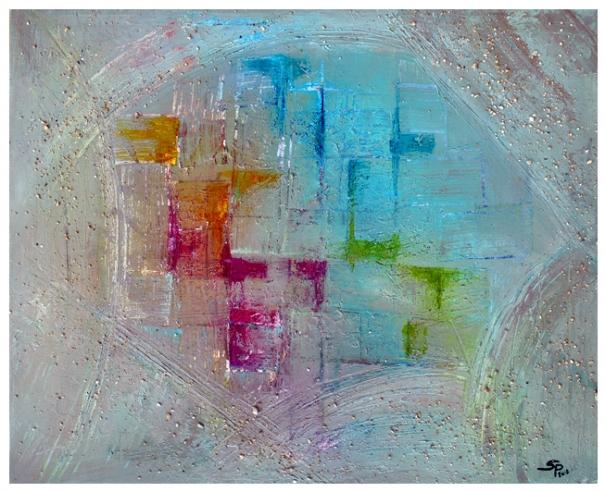 """Sin Título III"" by Sandra Pachon"