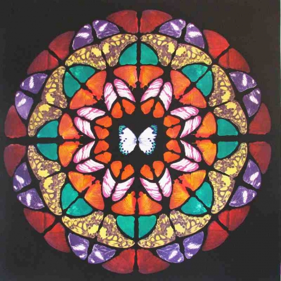 Sanctum altar by damien hirst buy affordable art online for Buy affordable art online
