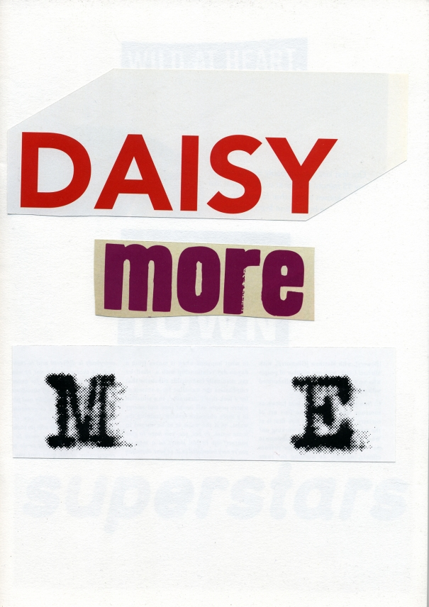 Daisy More Me by Marcus Irwin
