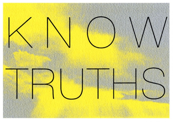 Know Truths by Marcus Irwin
