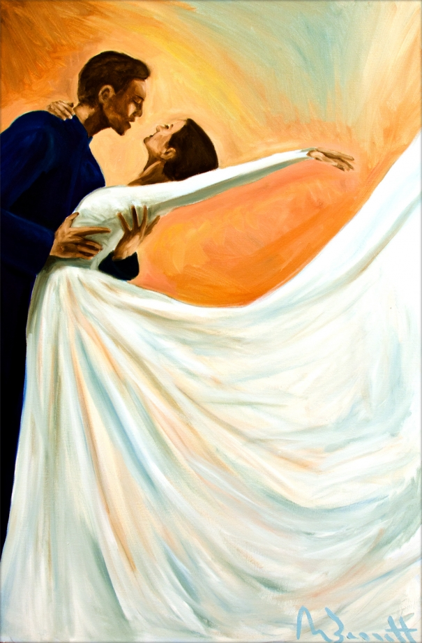 Je suis tombé amoureux (I've fallen in love) by Mark Bennett