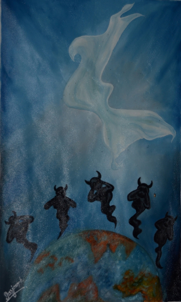 The  Resurrection of Jesus by jiss joseph