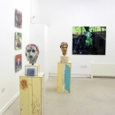Impermanent Collection installation view