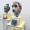 Impermanent Collection - Three busts