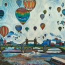 Balloons and Bridges