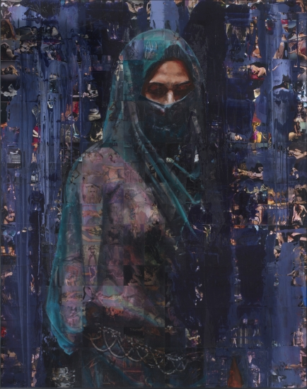The veil by afshin naghouni buy affordable art online for Buy affordable art online