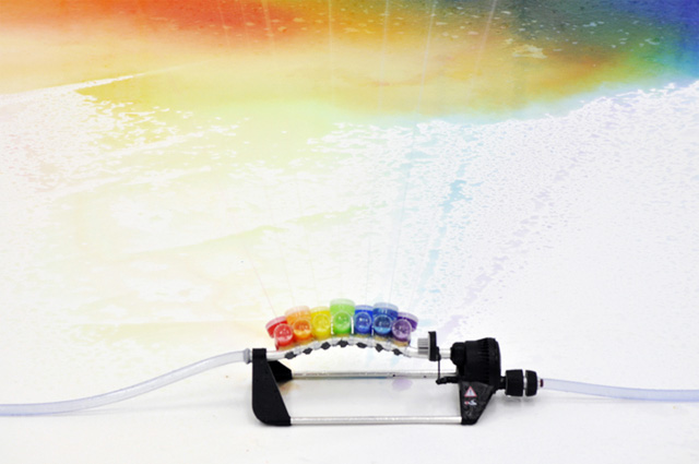 Raindbow Sprinkler 2
