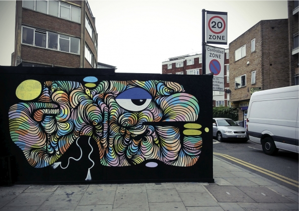 Kef! Hackney Road