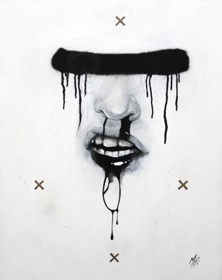 Love Thy Black Heart - Mr Four Fingers