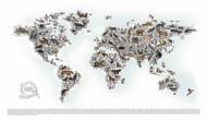 Alexandra Jardine World Map