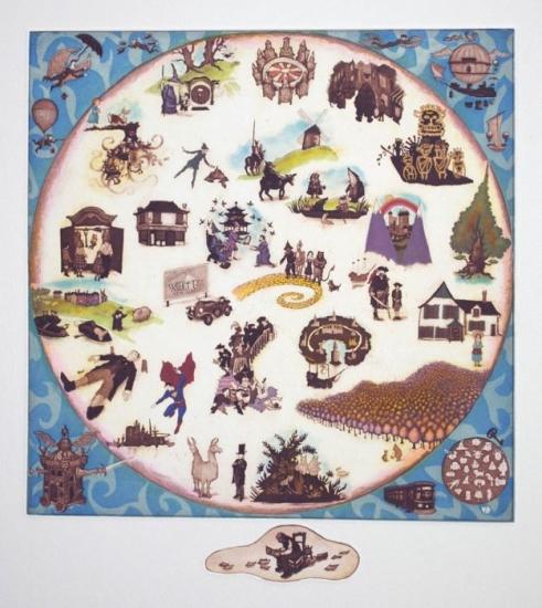 Lost magic kingdoms by mychael barratt buy affordable for Buy affordable art online