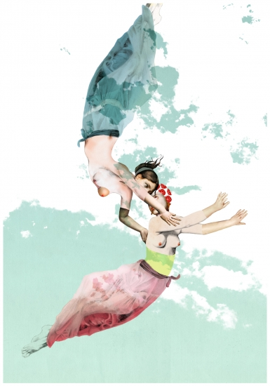 Delphine Lebourgeois  - Fall Rescue 3