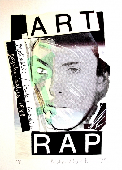Art Rap - Richard Walker