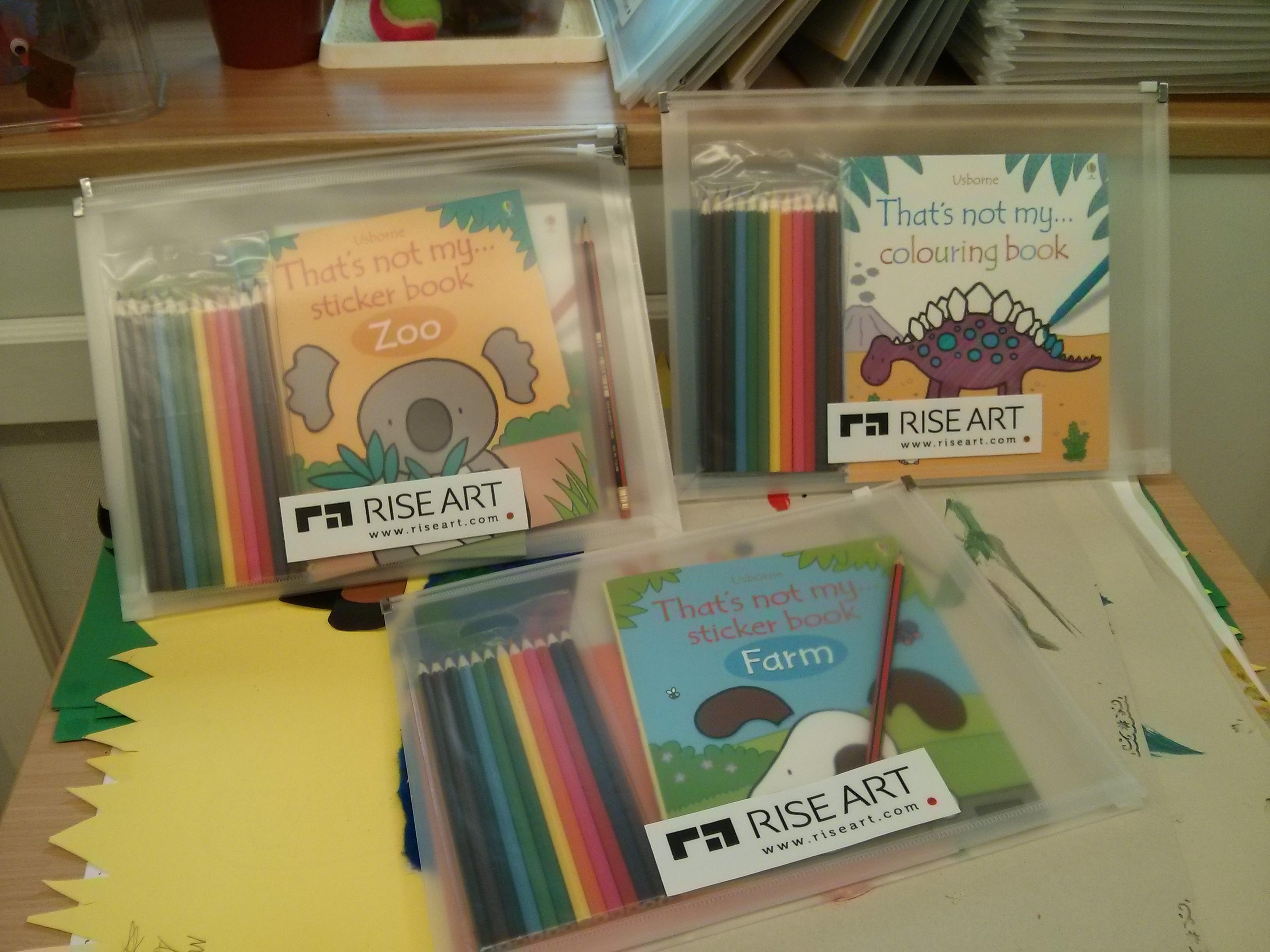 Rise Art Art Kit