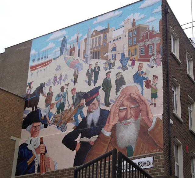Mile End Mural