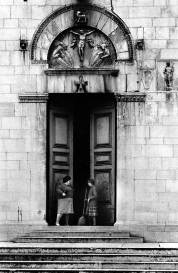 PIETRASANTA, 1986 - Romano Cagnoni