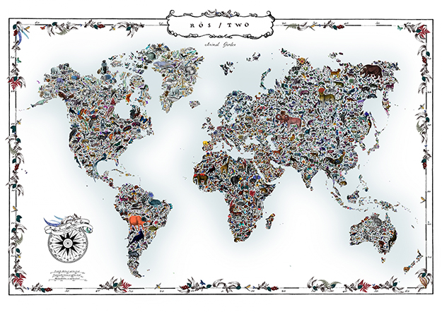 Lundunar Kort by Kristjana S. Williams