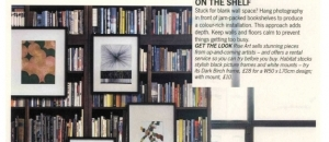 Rise Art has been featured in Living Etc