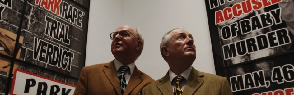 5 Things You Didn't Know About Gilbert & George
