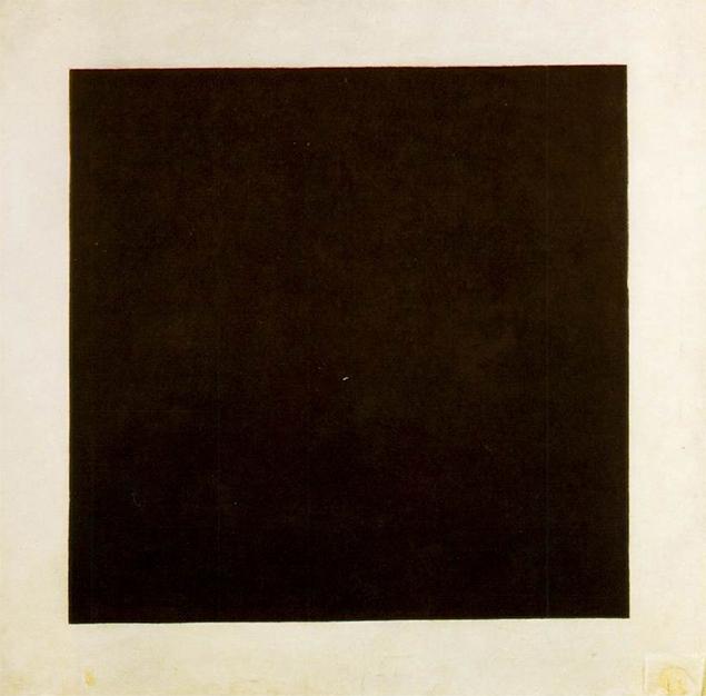 Malevich's Black Square