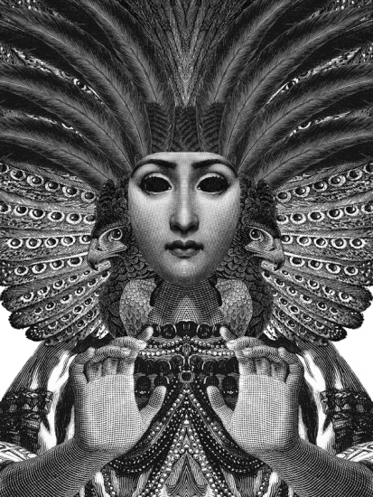 Sorceress by Dan Hillier