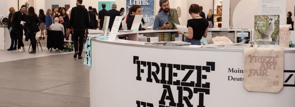 FRIEZE SPECIAL: How to Survive an Art Fair