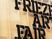 An Insiders Perspective: 5 things from Frieze