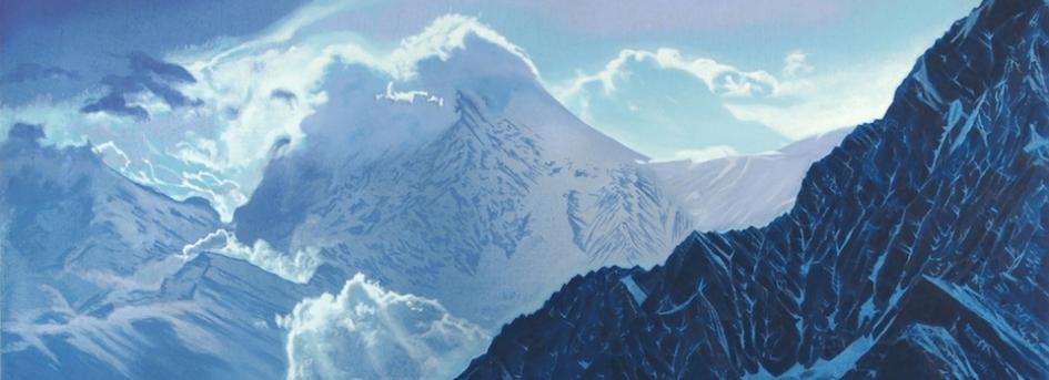 A Man of the Mountains: Alexander Heaton