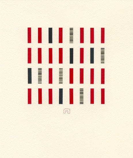 RHYTHM, COLOUR AND FRAGRANCE OF SILENCE N°06 by Slavomir Zombek