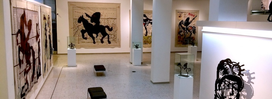 From Paper to Weave: William Kentridge's Tapestries Return to South Africa