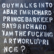 Bullshit Artist Series: This Is Not a Richard Prince