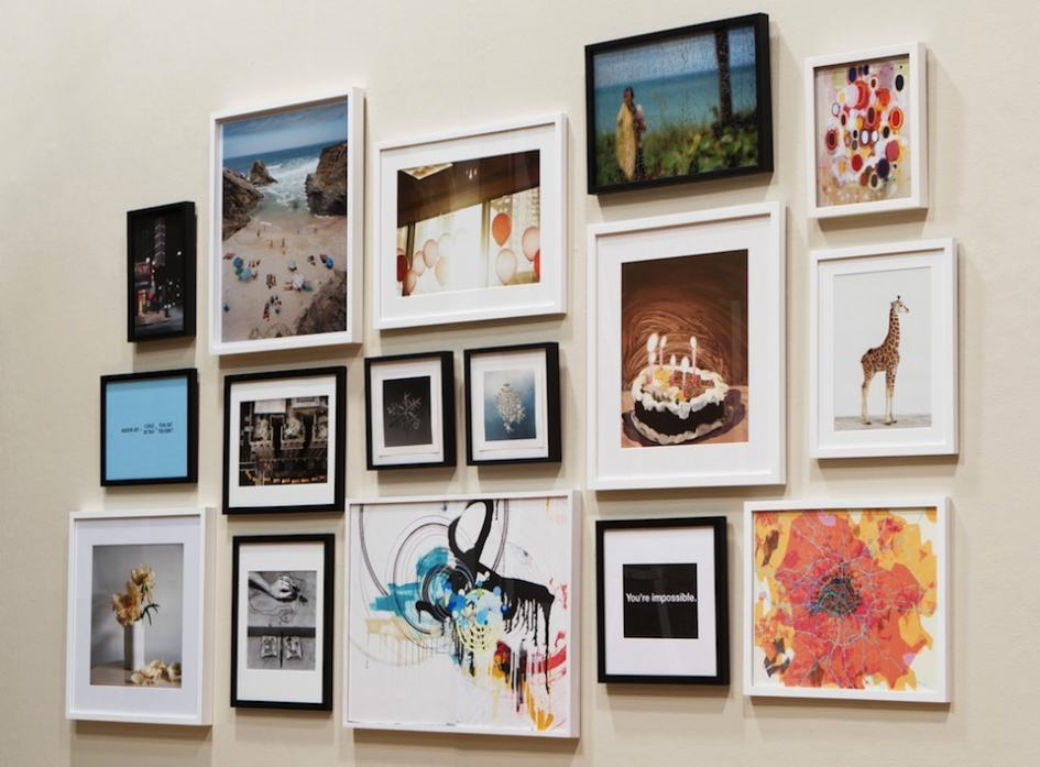 Rise Art at Grand Designs - How to Hang