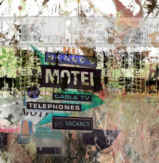 Wilderness Motel by Steven Irwin