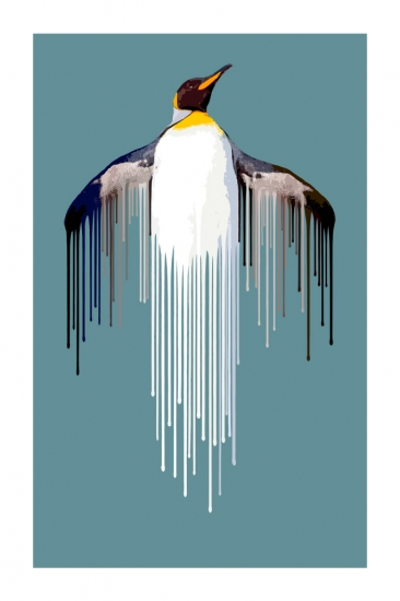 Penguin by Carl Moore