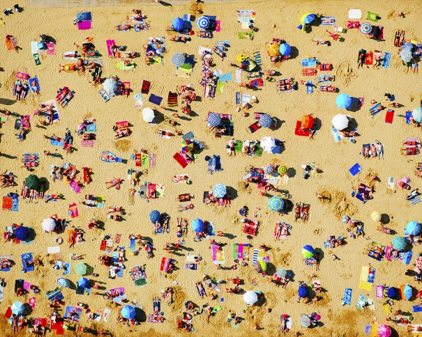 St tropez beach by tommy clarke buy affordable art for Buy affordable art online