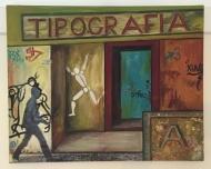 Tipografia urban street