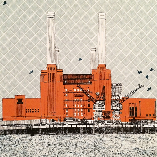 Power At Battersea by Clare Halifax