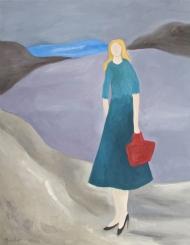 Poetic Portrait (Homage to Avery)