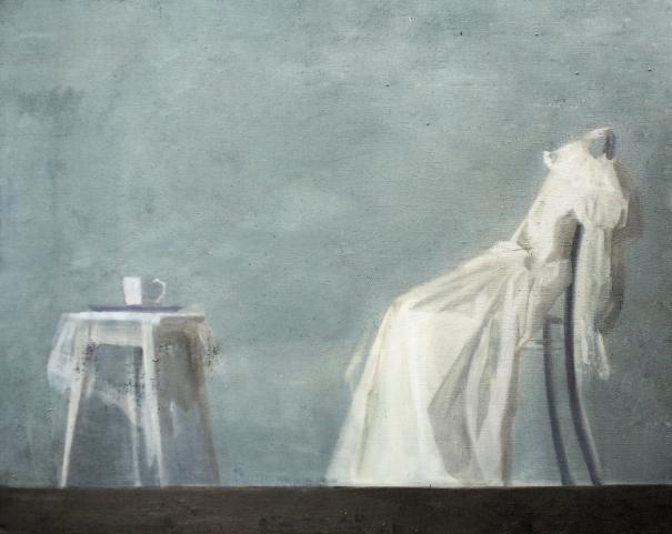 Silver interior by Maria Magenta