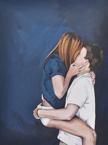 Kiss Me by Julia Blackshaw