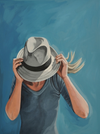 Hold On To That Hat by Julia Blackshaw